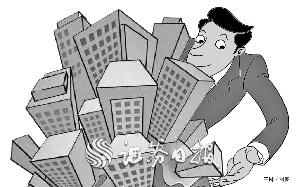 多家房企陷停工窘境債務危局難解