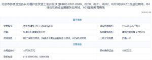 北京懷柔45.7億元掛牌1宗預申請地塊
