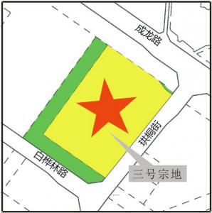 華髮8.73億元競得成都市錦江區一宗住宅用地 溢價率14.29%