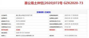 碧桂園11.77億元競得廣東惠州2宗舊改地塊_海島型木地板