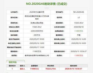 南京地產1.45億元競得南京2宗地塊_新古典家具