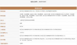 恆大地產22.95億元競得上海虹口區1宗商住用地_北部新古典家具推薦